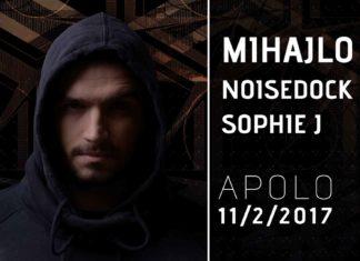 ASAP Mihajlo Sophie J Noisedock Apolo Pančevo