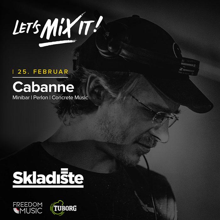 Jean-Guillaume Cabanne Sonja Moonear Mene Luka Vukovic Ivan Radojevic Lets Mix It festival