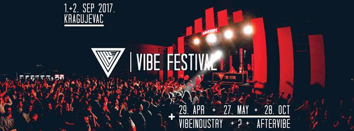 Knezev arsenal VIBE festival 2017