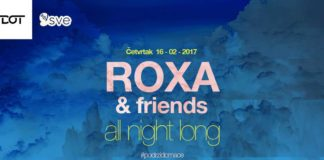 Roxa All Night Long Dot
