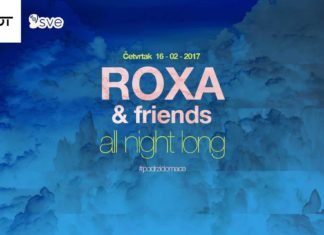Roxa All Night Long Dot