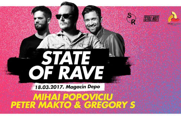 STATE of RAVE Mihai Popoviciu Peter Makto & Gregory S Magacin Depo
