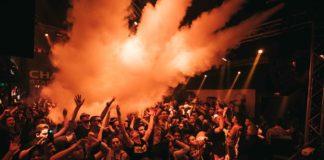 The Spectrum Osaka Vibe Stereo Republic Dima Vantiz Oakich Milhouse DJ BelFabio LK Dom omladine Ruma