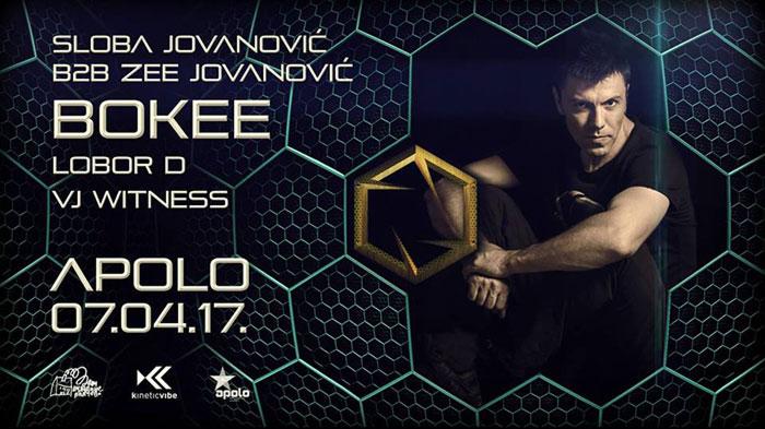 ASAP Bokee Sloba Jovanović Zee Jovanović Labor D Apolo