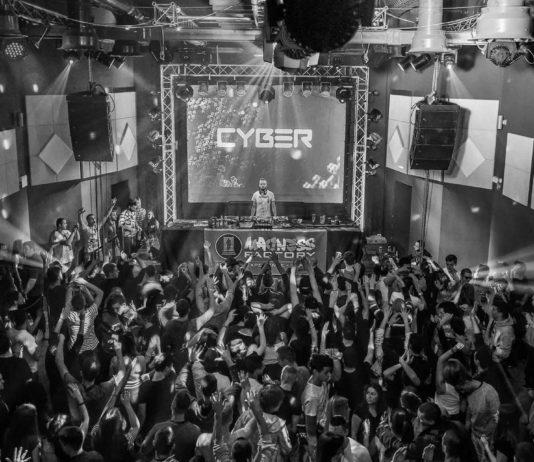 Vladimirom Stojanović DJ Cyber