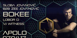 ASAP Bokee Sloba Jovanovic Zee Jovanovic VJ Witness Lobor D Apolo