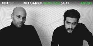Antigone Francois X No Sleep Novi Sad EXIT festival