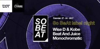 So BeAt label Wise D & Kobe Monochromatic Beat & Juice Dot