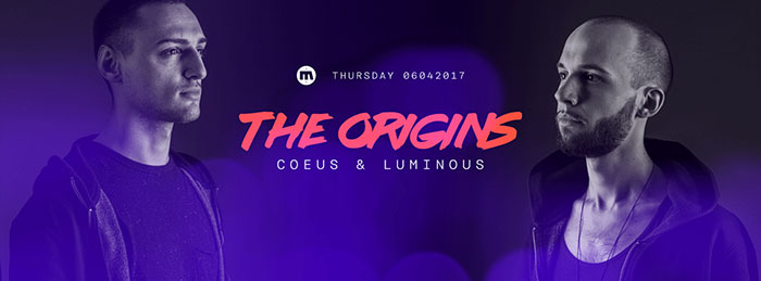 The Origins Coeus Luminous Disko Bar Mladost