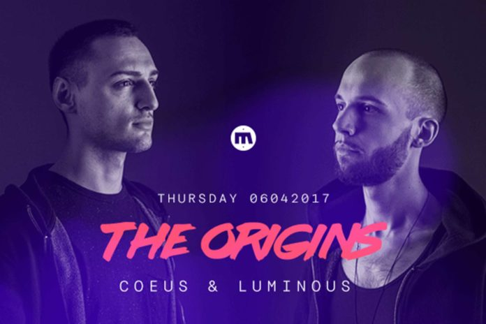 The Origins Luminous Coeus Disko Bar Mladost