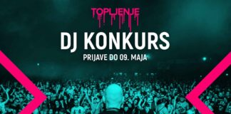 Topljenje festival DJ konkurs Boris Brejcha