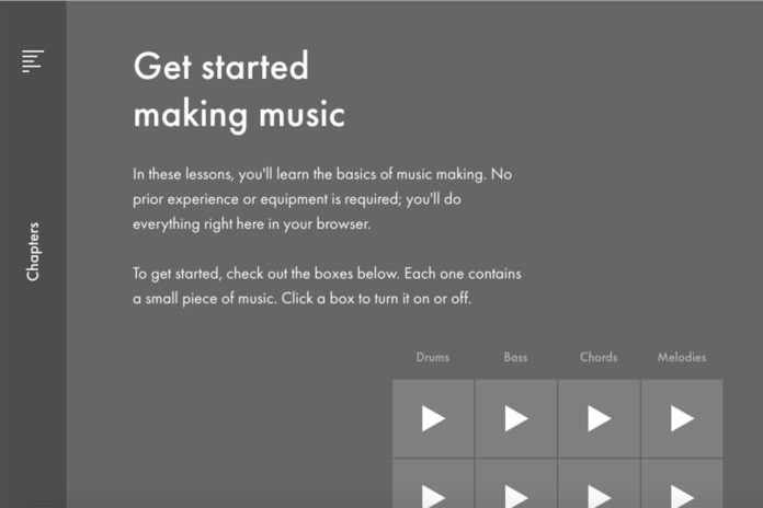 Ableton produkcija Learning Music production