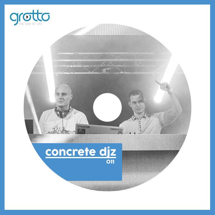 Grotto Podcast 2017 Concrete DJz