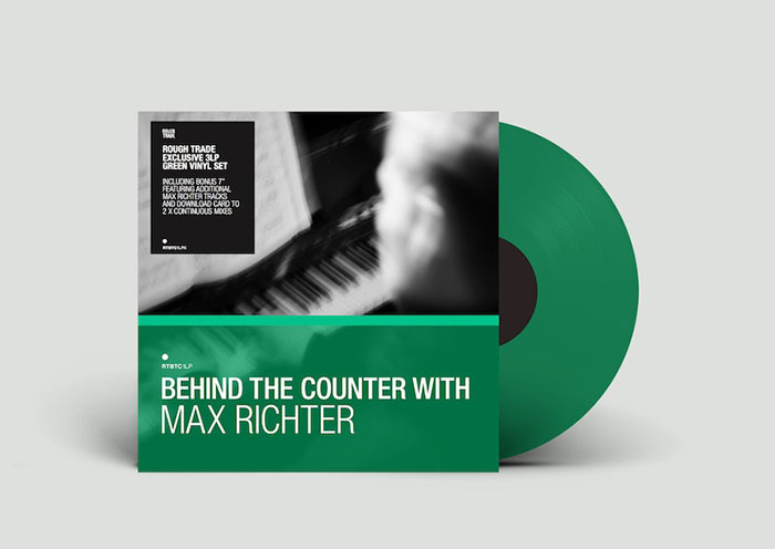 Max Richter Behind The Counter