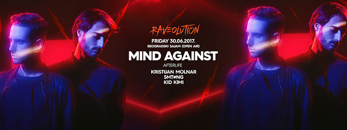Raveolution Mind Against Kristijan Molnar Smt#ng Kid Kimi Beogradski Sajam