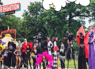 Revolution festival program