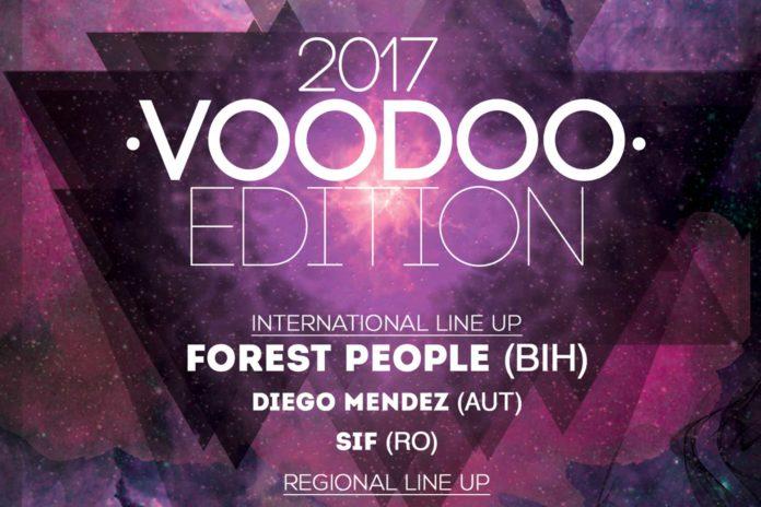 Ceremonia Eletronica 2017 Voodoo edition