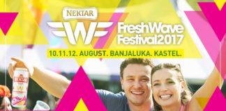 FreshWave festival kamp