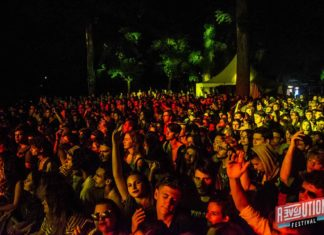 Revolution festival review