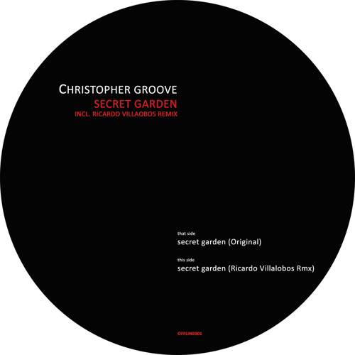 Christopher Groove Secret Garden Ricardo Villalobos