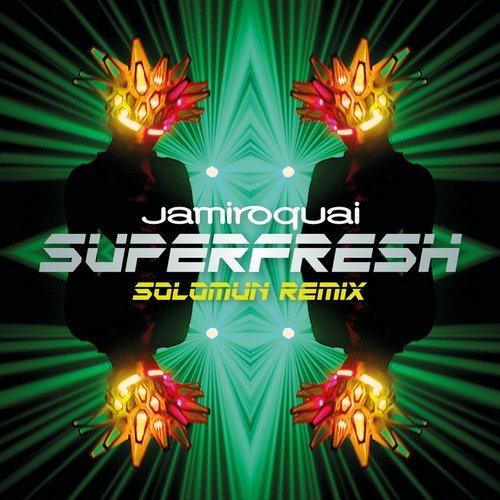 Jamiroquai Superfresh Solomun Virgin