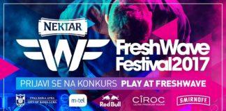 Nektar Freshwave festival DJ konkurs
