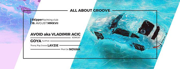 All About Groove Skipper Yachting Club Ribarac