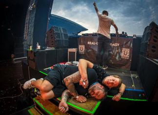Armin van Buuren Untold festival 2017