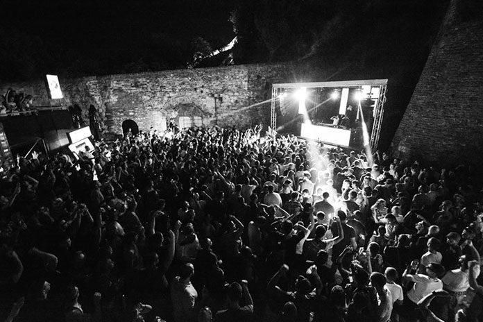 Belgrade Techno Festival Barutana Kalemegdan