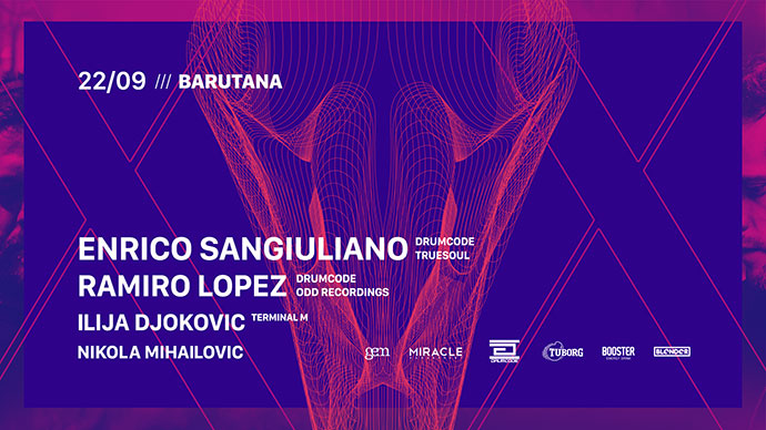 Blender Enrico Sangiuliano Ramiro Lopez Barutana