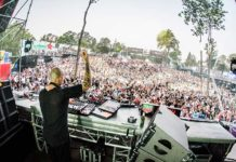 Lovefest 2017 review Chris Liebing