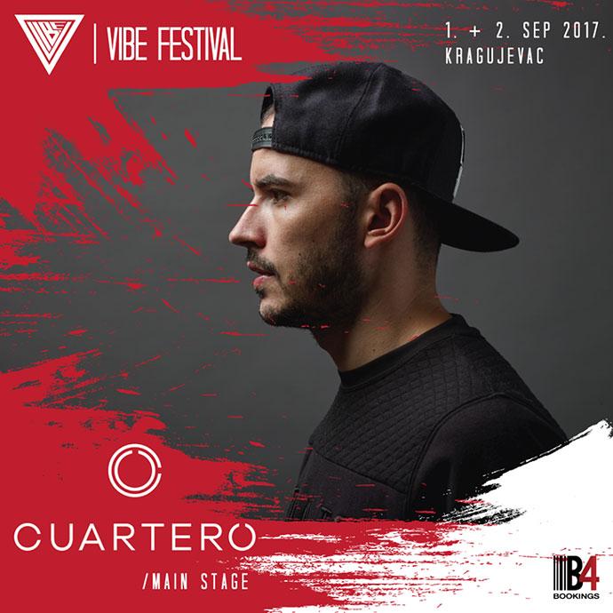 VIBE festival 2017 Cuartero