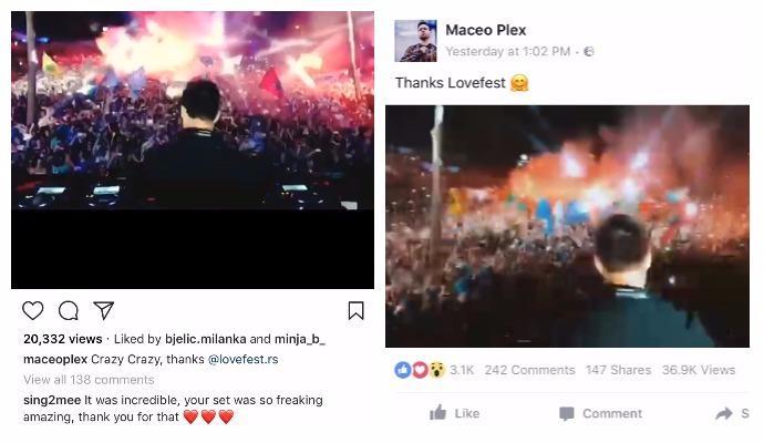 maceo plex lovefest