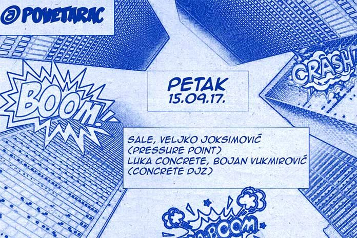 Pressure Point Concrete DJz Povetarac