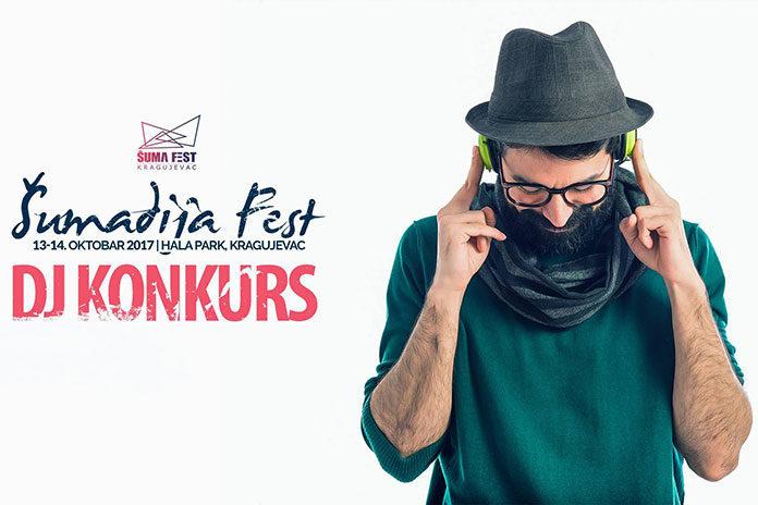 Sumadija Fest 2017 DJ konkurs