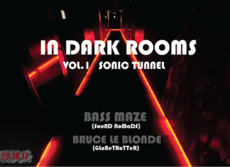In Dark Rooms Bass Maze Bruce Le Blonde KC Grad