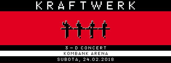 Kraftwerk Kombank Arena Beograd Srbija
