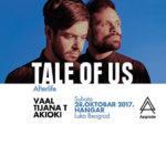 Tale Of Us Vaal Tijana T Akioki Apgrade Hangar