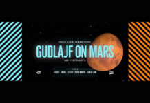 Gudlajf on Mars