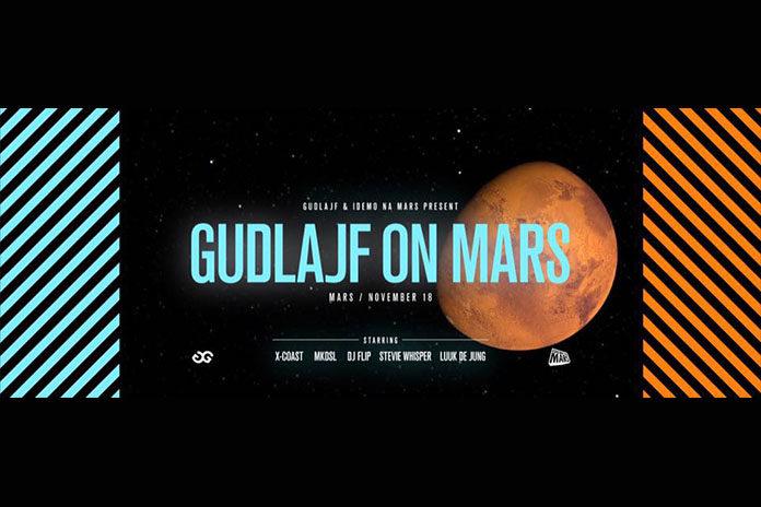 Gudlajf on Mars