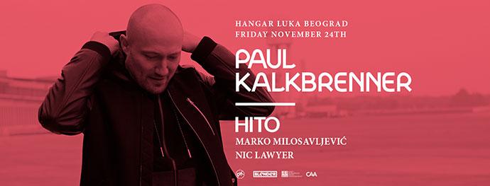 Paul Kalkbernner HITO Marko Milosavljevic Nic Lawyer Hangar Beograd