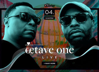 Review Octave One Live The Quarter Novi Sad recenzija