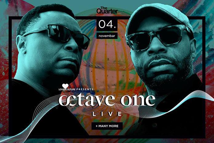Review Octave One Live The Quarter Novi Sad recenzija