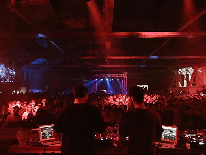 Tale Of Us Apgrade Hangar Belgrade review