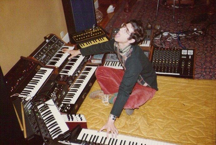 Thomas Bangalter Daft Punk drum synth
