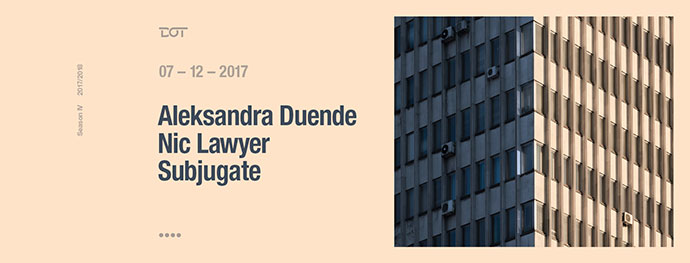 Aleksandra Duende Nic Lawyer Subjugate DOT