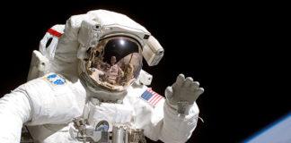 Astronaut Rave Party