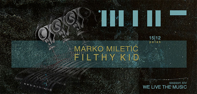 Marko Miletic Filthy Kid Mint