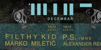 Marko Miletic Filthy Kid P.S. Alexander Rei Mint