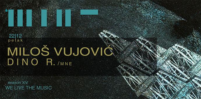 Milos Vujovic Dino R Mint